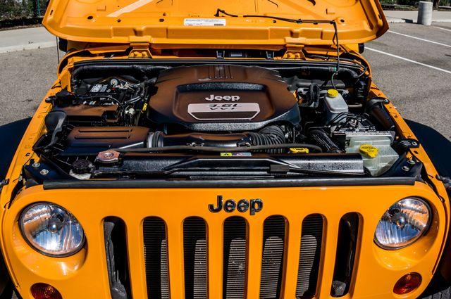 2012 Jeep Wrangler Sport Reseda, CA 34