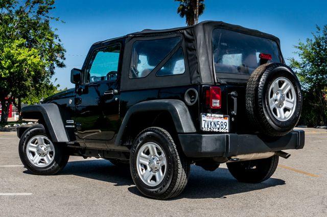 2012 Jeep Wrangler Sport Reseda, CA 6