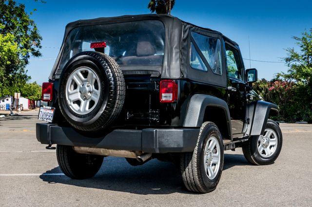 2012 Jeep Wrangler Sport Reseda, CA 8