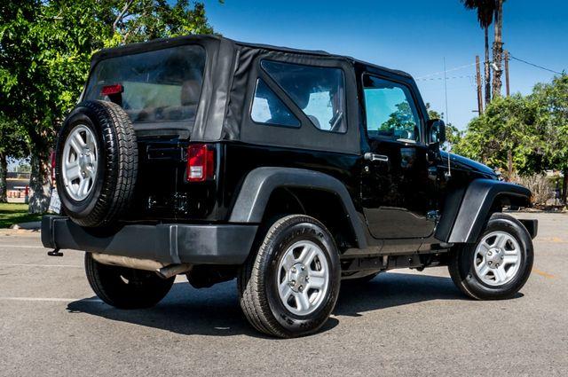 2012 Jeep Wrangler Sport Reseda, CA 9