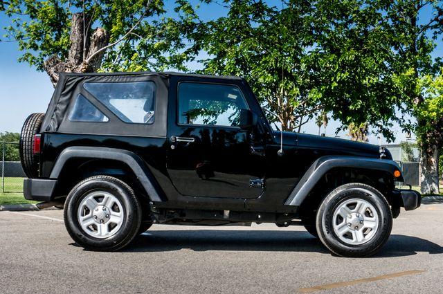2012 Jeep Wrangler Sport Reseda, CA 5