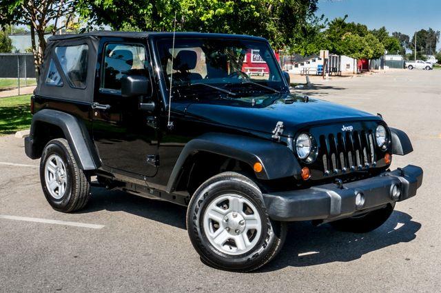 2012 Jeep Wrangler Sport Reseda, CA 38
