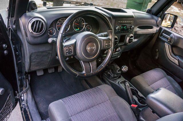 2012 Jeep Wrangler Sport Reseda, CA 14