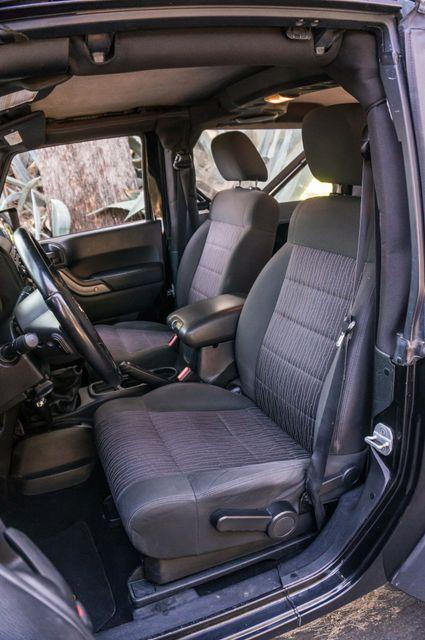 2012 Jeep Wrangler Sport Reseda, CA 24