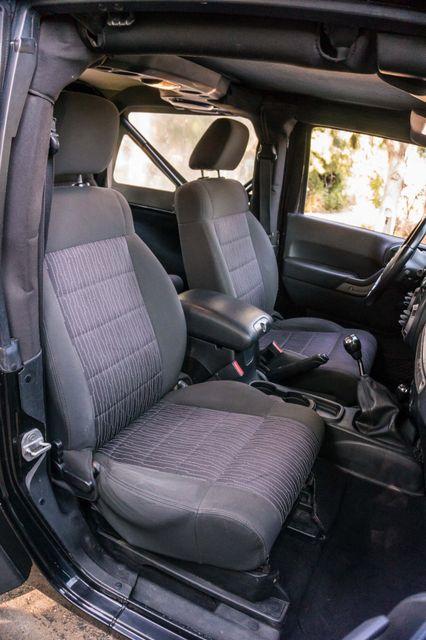 2012 Jeep Wrangler Sport Reseda, CA 26