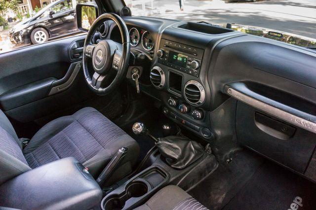 2012 Jeep Wrangler Sport Reseda, CA 28