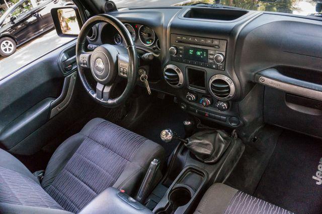 2012 Jeep Wrangler Sport Reseda, CA 29