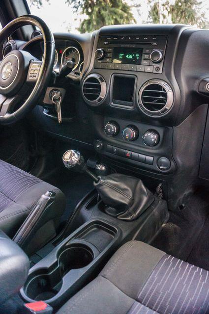 2012 Jeep Wrangler Sport Reseda, CA 18