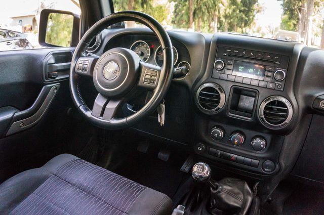 2012 Jeep Wrangler Sport Reseda, CA 17