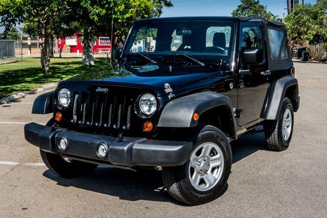 2012 Jeep Wrangler Sport Reseda, CA 35