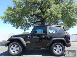 2012 Jeep Wrangler Sport 3.6L V6 4X4 in San Antonio Texas