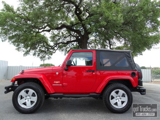 2012 Jeep Wrangler Sahara 3.6L v6 in San Antonio Texas