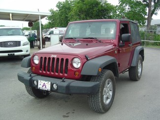 2012 Jeep Wrangler Sport San Antonio, Texas 1