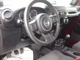 2012 Jeep Wrangler Sport San Antonio, Texas 11