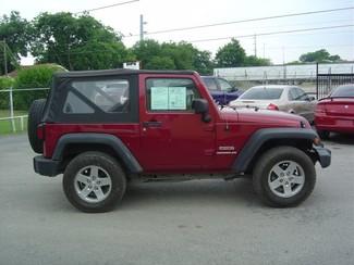 2012 Jeep Wrangler Sport San Antonio, Texas 4