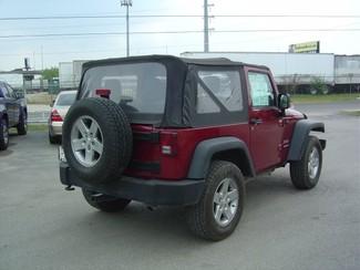 2012 Jeep Wrangler Sport San Antonio, Texas 5