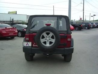 2012 Jeep Wrangler Sport San Antonio, Texas 6