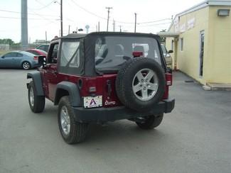 2012 Jeep Wrangler Sport San Antonio, Texas 7