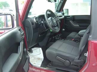 2012 Jeep Wrangler Sport San Antonio, Texas 8