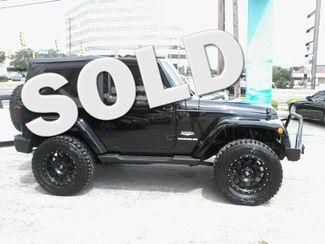 2012 Jeep Wrangler Sahara San Antonio, Texas