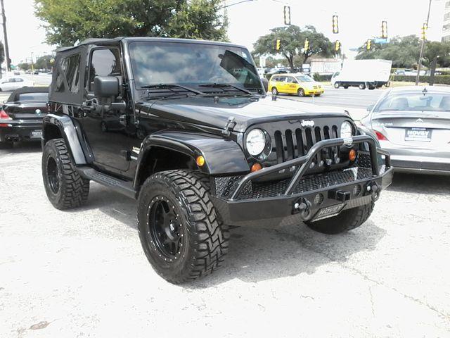 2012 Jeep Wrangler Sahara San Antonio, Texas 1