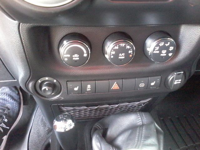 2012 Jeep Wrangler Sahara San Antonio, Texas 17