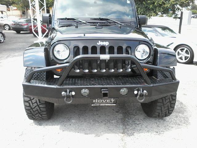2012 Jeep Wrangler Sahara San Antonio, Texas 2