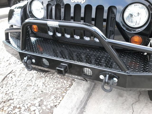 2012 Jeep Wrangler Sahara San Antonio, Texas 7