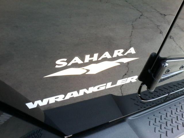2012 Jeep Wrangler Sahara San Antonio, Texas 9