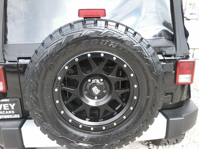 2012 Jeep Wrangler Sahara San Antonio, Texas 28