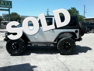2012 Jeep Wrangler Sport San Antonio, Texas
