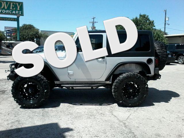 2012 Jeep Wrangler Sport San Antonio, Texas 0