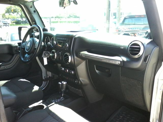 2012 Jeep Wrangler Sport San Antonio, Texas 12