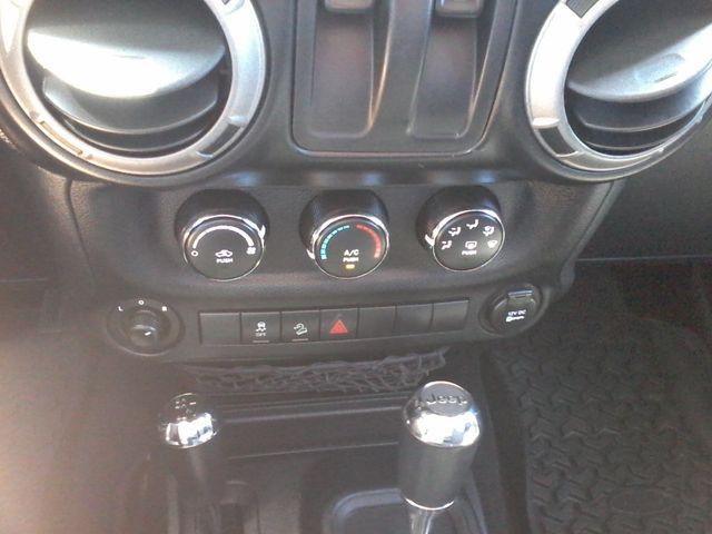 2012 Jeep Wrangler Sport San Antonio, Texas 16