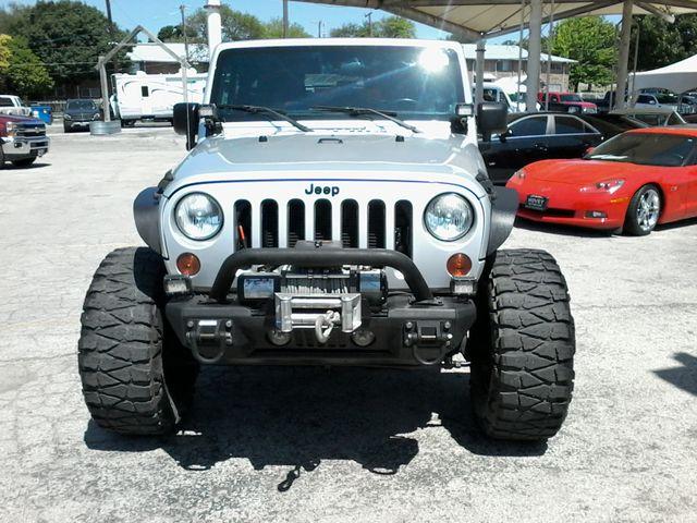 2012 Jeep Wrangler Sport San Antonio, Texas 2