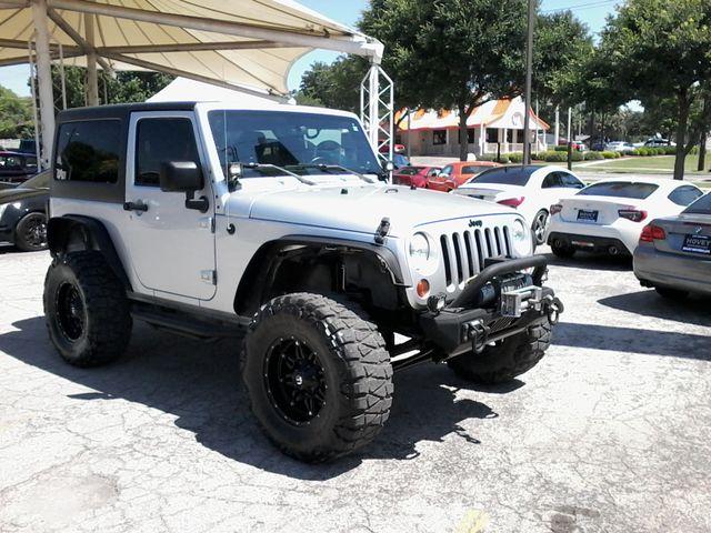 2012 Jeep Wrangler Sport San Antonio, Texas 3