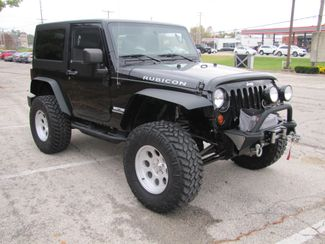 2012 Jeep Wrangler Rubicon St. Louis, Missouri