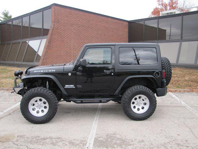 2012 Jeep Wrangler Rubicon St. Louis, Missouri 2