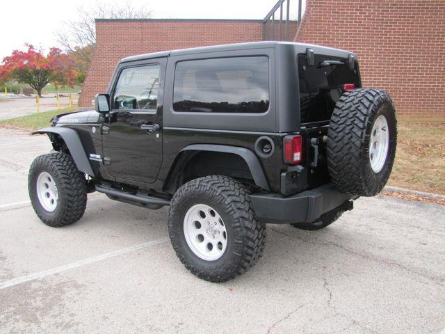 2012 Jeep Wrangler Rubicon St. Louis, Missouri 3
