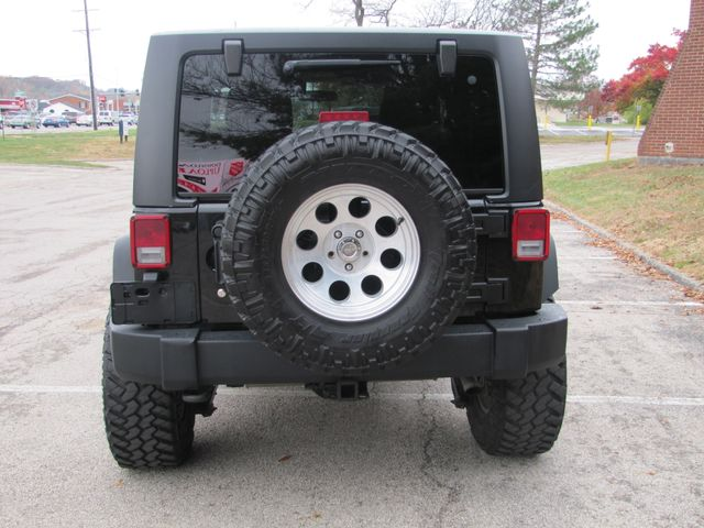 2012 Jeep Wrangler Rubicon St. Louis, Missouri 4