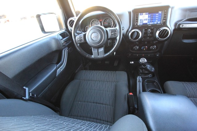 2012 Jeep Wrangler Unlimited* 4DR* 4X4* RARE MANUAL* HARDTOP Sahara* NAVI* PREM SOUND* CHROME* TOW PKG* WOW Las Vegas, Nevada 12