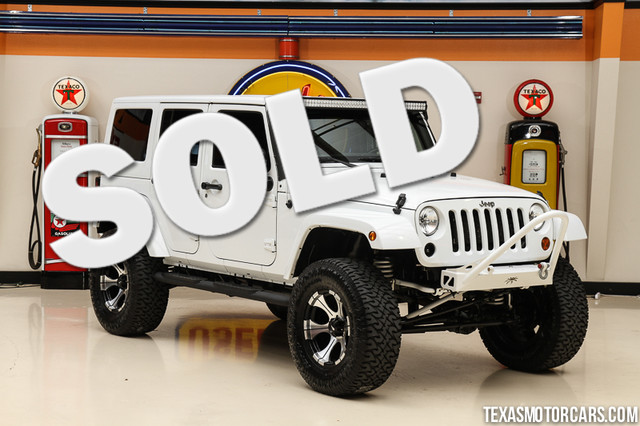 2012 Jeep Wrangler Unlimited Sahara This 2012 Jeep Wrangler Unlimited Sahara is in great shape wit