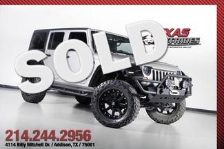 2012 Jeep Wrangler Unlimited Sport Starwood Conversion Addison, Texas