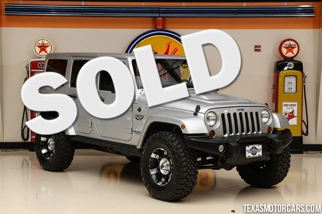 2012 Jeep Wrangler Unlimited Call of Duty This 2012 Jeep Wrangler Unlimited Call of Duty MW3 is in