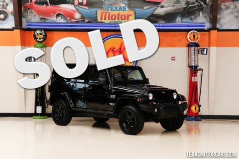 2012 Jeep Wrangler Unlimited Call of Duty MW3 in Addison