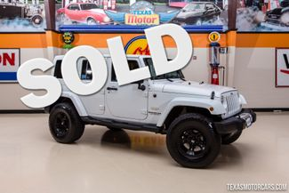 2012 Jeep Wrangler Unlimited in Addison, Texas