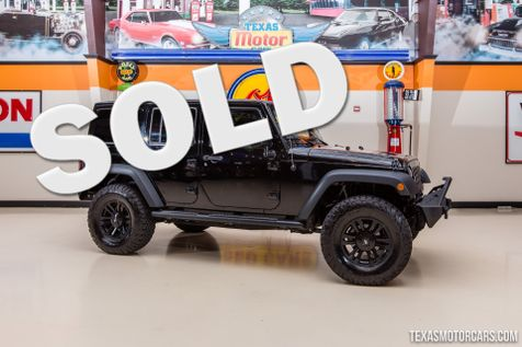 2012 Jeep Wrangler Unlimited Sport 4X4 in Addison
