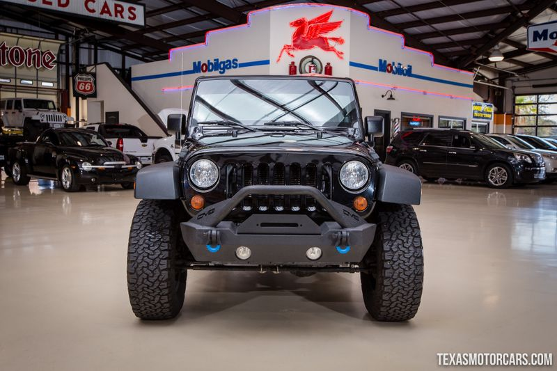 2012 Jeep Wrangler Unlimited Sport 4X4  in Addison, Texas