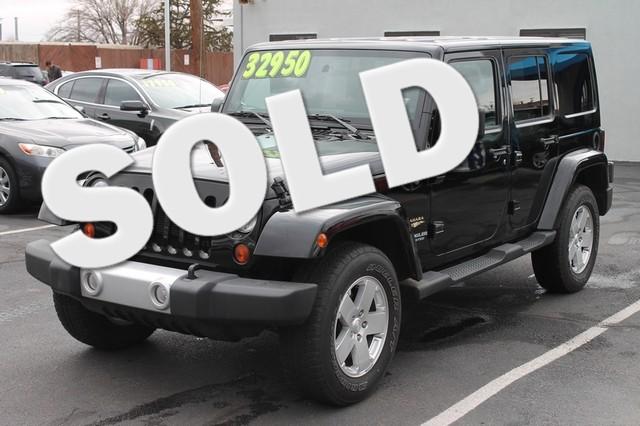 2012 Jeep Wrangler Unlimited Sahara Look Look Look 4WD Fun Fun Fun to drive You gotta love thi