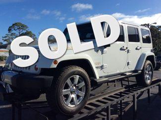 2012 Jeep Wrangler Unlimited Sahara Amelia Island, FL